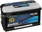 ZAP Carbon EFB 12V 80Ah 750A J+