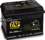 ZAP Silver 12V 64Ah 540A
