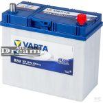 VARTA Blue Dynamic 12V 45Ah 330A J+ (Honda, Suzuki)