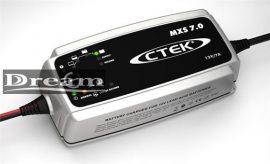 CTEK - MXS 7.0 akkumulátor töltő 12V/7A