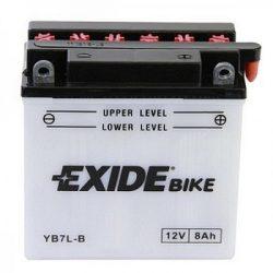Exide Bike YB7L-B (135*75*133)