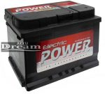 Electric Power 12V 55Ah 450A J+