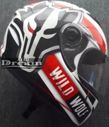 NZI MUST II WILD WOLF