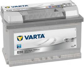 Varta Silver Dynamic 12V 74Ah 750A J+