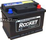 Rocket 12V 62Ah 540A J+ (Kia, Hyundai, VW gyári akku)
