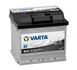 VARTA Black Dynamic 12V 45Ah 400A J+