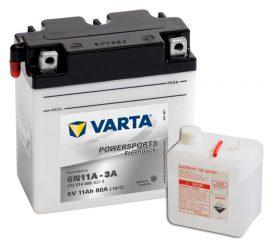 Varta Powersports 6N11A-3A (122x61x135)