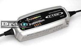 CTEK Test & Charge 12V/5A akkumulátor töltő