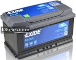 Exide Excell 80Ah 700A EB802
