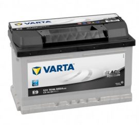 Varta Black Dynamic 12V 70Ah 640A J+ (175 mm) (5701440643122)