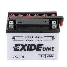 Exide Bike 12V 4Ah J+ EB4L-B (YB4L-B)