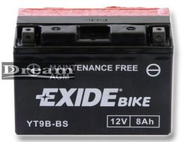 Exide Bike YT9B-BS (150*70*105)