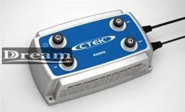 CTEK - D250TS akkumulátor töltő 24V / 10A