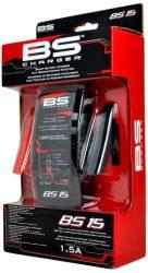 BS 15 Intelligens szulfátlanító töltő 12V 1.5A