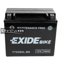 Exide Bike YTX20HL-BS (175*87*155)