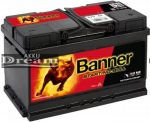 Banner Starting Bull 12V 70Ah 640A jobb+ (175mm)