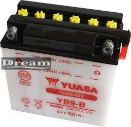 YUASA YB9-B