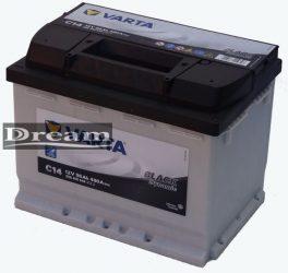 VARTA Black Dynamic 12V 56Ah 480A J+
