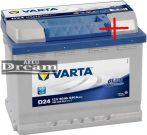 VARTA D24 Blue Dynamic 12V 60Ah EN 540A J+ (560 408 054)