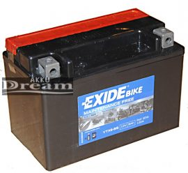 Exide Bike YTX9-BS