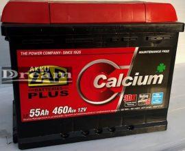 ZAP Plus 55Ah 460A B+