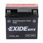 Exide Bike YTX5L-BS