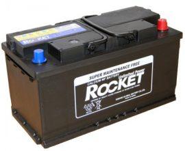 Rocket 100Ah 820A J+ (Kia, Hyundai, VW gyári akku)