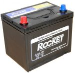 Rocket 66Ah 710A B+ normál sarú LACETTI