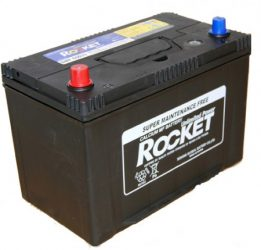Rocket 100Ah 780A, B+ (Dél-koreai)