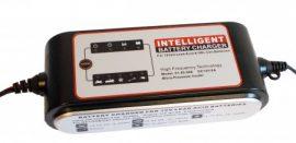 Carstel Inteligens töltő 12V 8A