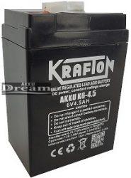LP 6V 4,5Ah (70x48x106)