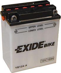 Exide Bike YB12A-A (134*80*160)