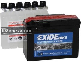 Exide Bike YTR4A-BS (113*48*85)